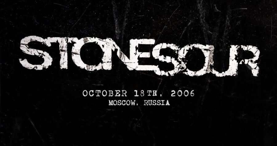 Stone Sour — «Live in Moscow, Russia» (2006) изображение