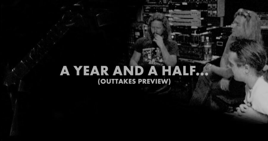 Metallica: «A Year and a Half in the Life of Metallica Outtakes» изображение