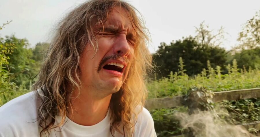 The Darkness — «Nobody Can See Me Cry» (видео-клип) изображение