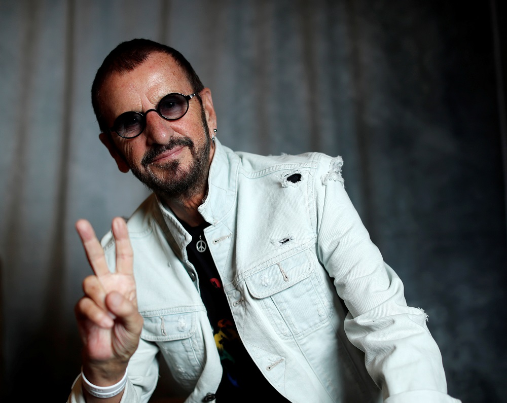 Ringo Starr - «Come Together» (видео-кавер, WhyHunger)