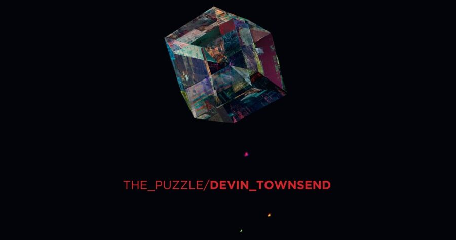 Devin Townsend — «The Puzzle и Snuggles» (2 альбома) изображение